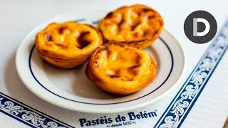 Custard Tarts in Lisbon! Donal