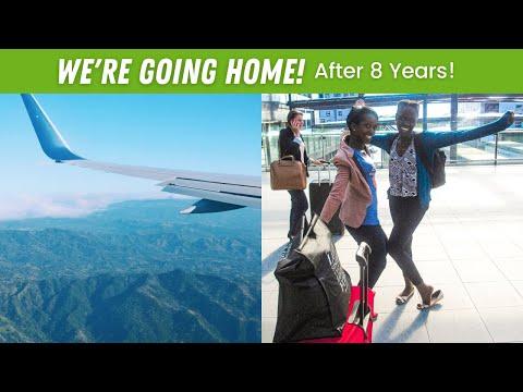 EP#1 | Arriving in Uganda. Leaving London w/Turkish Airlines Flight (Uganda Daily Vlogs #UGDV)