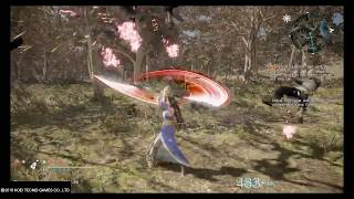 DYNASTY WARRIORS 9: Jiang Wei's Weapon Makes Me A Spin Martial Arts Master!