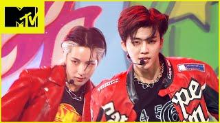 NCT DREAM - Exclusive 'Hot Sauce' performance | MTV Asia Spotlight