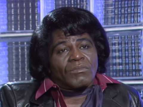 James Brown - Interview - 1/25/1986 - MTV Offices (Official)