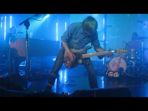 Kula Shaker - Mystical Machine Gun live at Orion - Roma 26.02.2016
