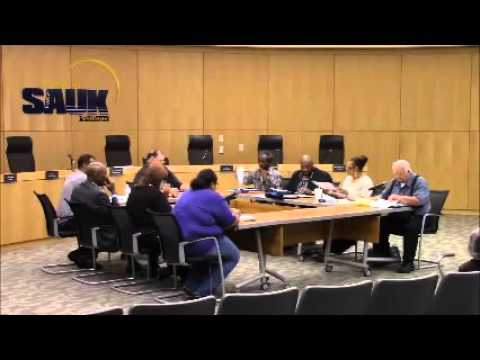 Sauk Village   Committee Meeting April 19  2016