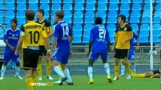 Буковина Чернівці - Динамо-2 Київ - 0-2 (10.08.12, 2 тайм)