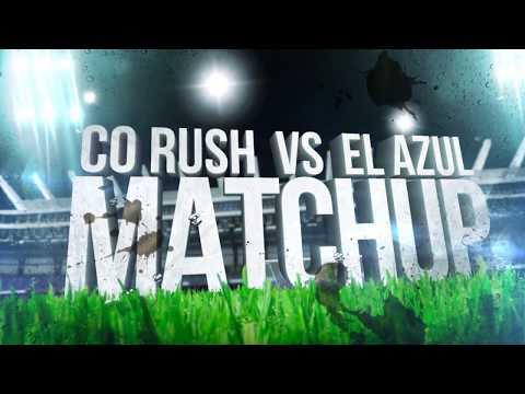 UPSL Soccer: Colorado Rush vs El Azul - 6/11/17