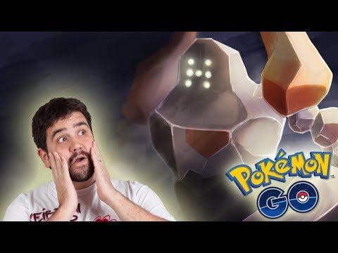 ¡¡Te SORPRENDERÁ de lo que es CAPAZ REGIROCK!! El NUEVO POKÉMON LEGENDARIO de Pokémon GO! [Keibron] thumbnail