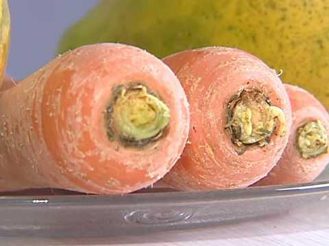 Alimentos que previnem rugas e flacidez
