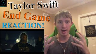 Taylor Swift - End Game ft. Ed Sheeran, Future REACTION!