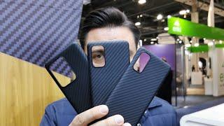 Samsung Galaxy S11 (S20) - Așa arată husele!