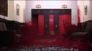 Сияние - Лифт с кровью