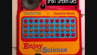 Gambar cover 8-Bit Operators - Tribute To Depeche Mode Enjoy The Science