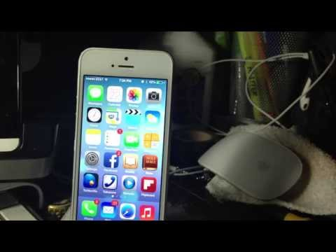 iOS 7 Mega Review! - Units For Sale!- Alien iDevice Accessories! - Giveaways!