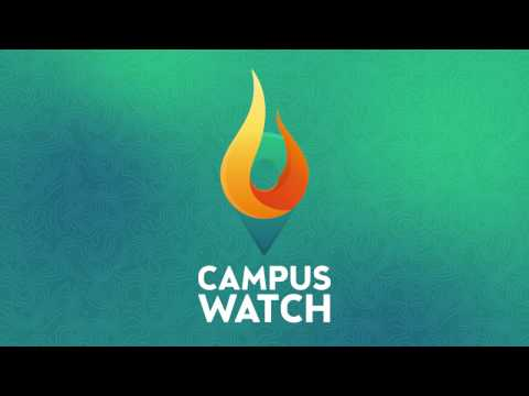 Welcome to Campus Watch