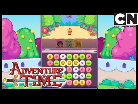 Время приключений | Cartoon Network Match Land | Прохождение игры  | Cartoon Network