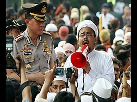 Habib Rizieq pecahkan rekor MURI: Pembesuk tahanan terbanyak