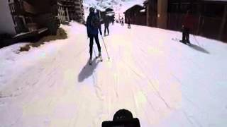 Ski la Plagne 2015