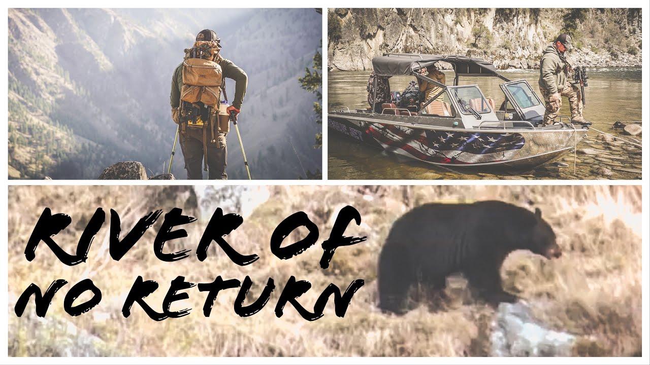 "RIVER OF NO RETURN BEAR HUNT - Icon Tour ""Spring Bear"" - FULL LENGTH VIDEO"