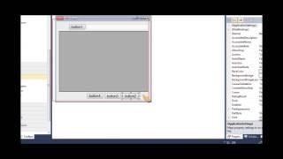 الجزئ الأول برمجة مشروع Windows Application - شرح م. حمد مكي