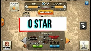 Clash Of Clans - TH11 Anti 0 Star War Base | Anti Golem Wiz and Bowler | 300 Wall | Reply Proof