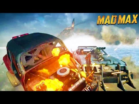 MAD MAX: Taking Over The Sands! Walkthrough Part 7 - Mad Max Let's Play Live Stream