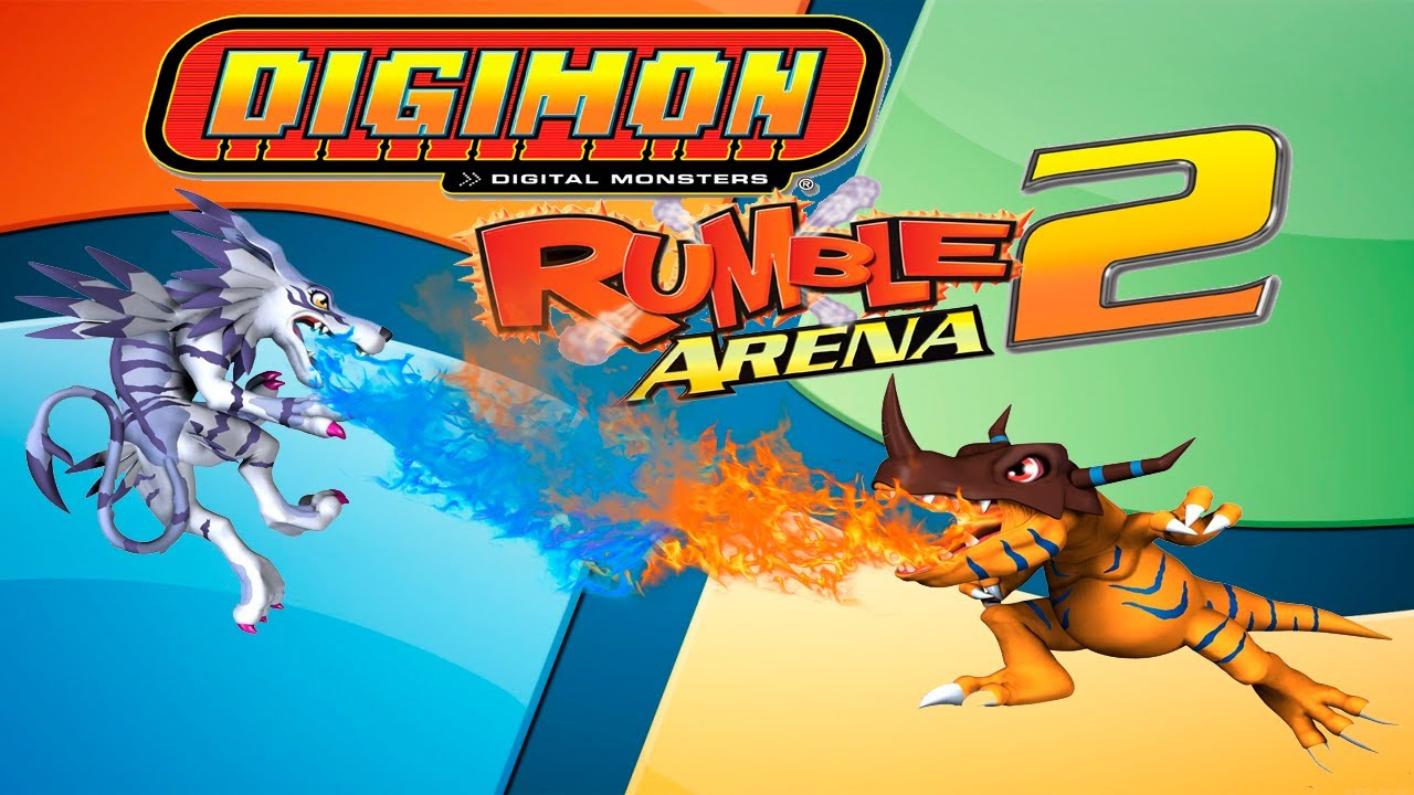 Descargar Digimon Rumble Arena 2 PC Full 1 Link ...
