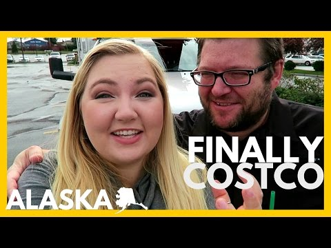 THE LAST RV SPOT & COSTCO HAUL | Seward, Alaska | S2E52
