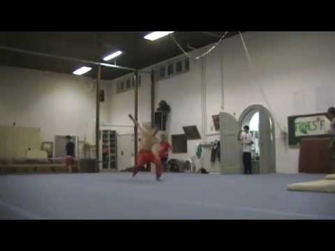 Christmas Session 2009 - Martial Arts Tricking Gathering (Time-Warp)