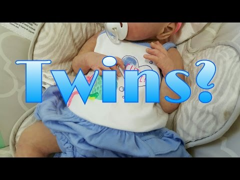 TWINS UPDATE! CHANGING FULL BODY SILICONE BABY DOLL REAL LIFE LIKE DOLL