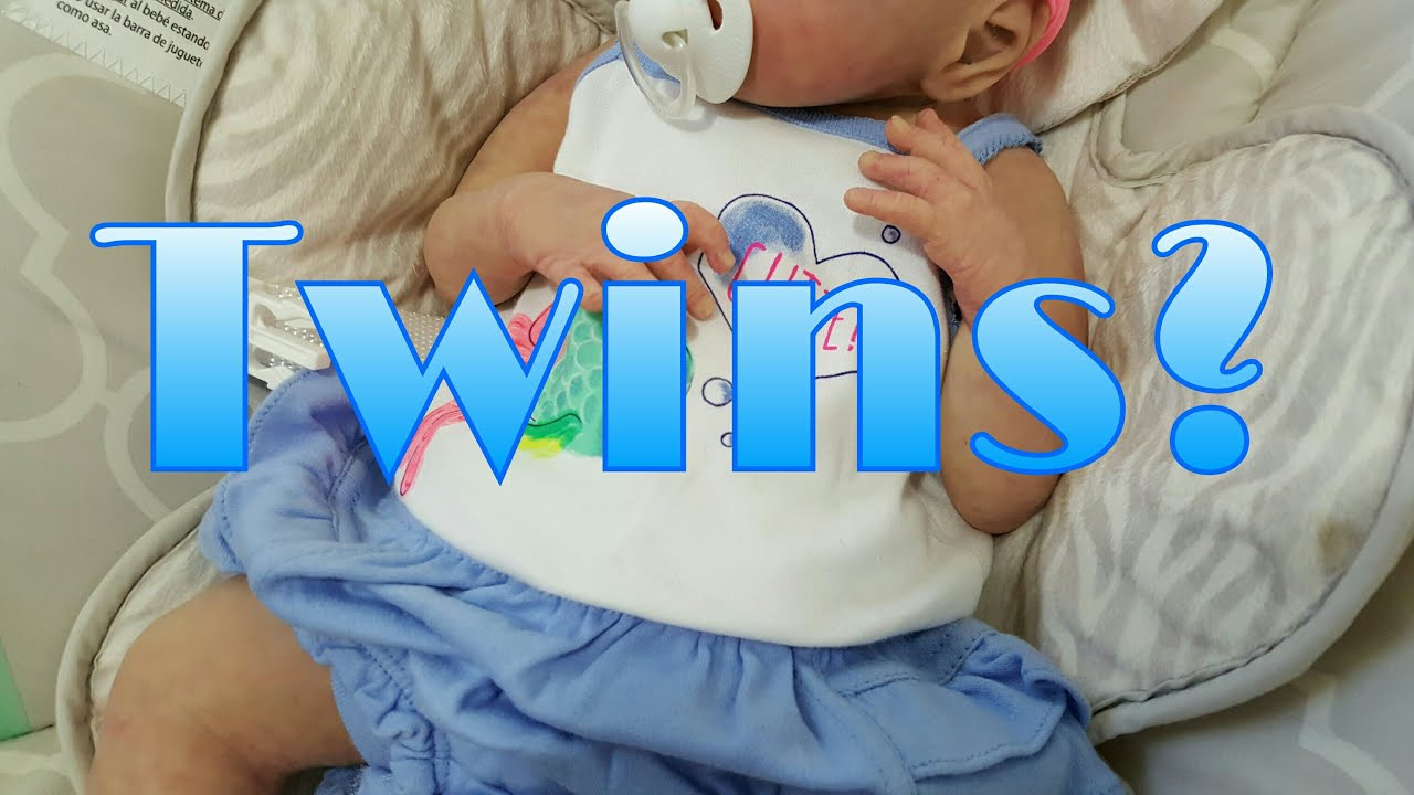 TWINS UPDATE! CHANGING FULL BODY SILICONE BABY DOLL REAL LIFE LIKE ...