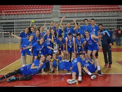 PH za srednje škole Poreč 20 Finale .. Gimnazija Dubrovnik - III gimnazija Zagreb 48-40