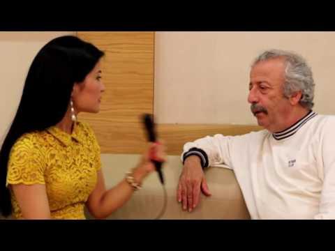 Kazak tillinde interview Özer S. Özguç Kurucu Akademi Baskan Yardimcisi
