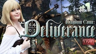 Kingdom Come: Deliverance (Part 1) A NEW RPG!