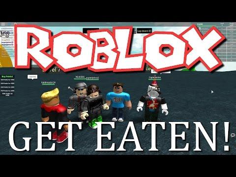 Приключения мульт героя roblox съешь все подряд