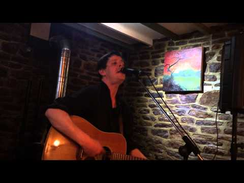 Rob Matheson sings Jackie Wilson Higher and Higher.
