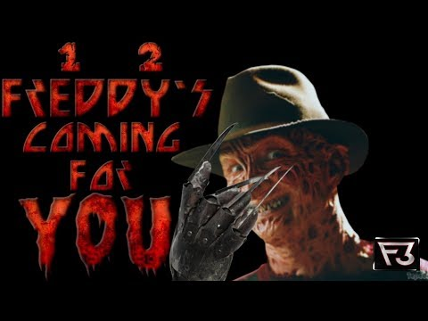 1 2 Freddy S Coming For You Song W Lyrics Cut Youtube