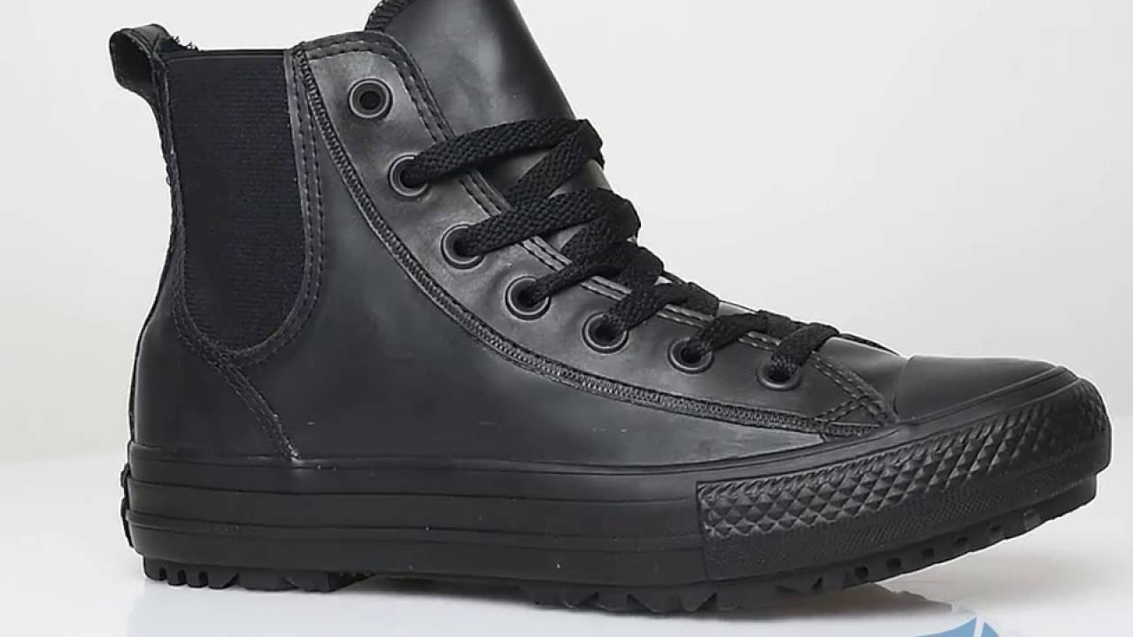 28a26d6364b5 Converse Chuck Taylor All Star Rubber Chelsee Boot Women - Sportizmo ...