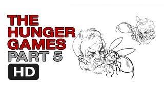 The Hunger Games Parody - Drunken Digest (5 of 7) Comic Spoof