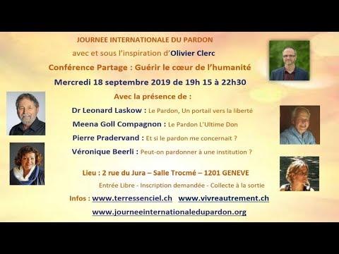 Conférence à Genève