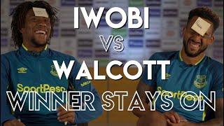 IWOBI vs WALCOTT: WHO AM I? | WINNER STAYS ON EP.1