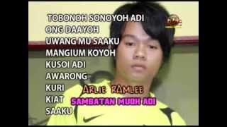 Lagu Orang Sungai'Diwara Group Arlie Ramlee   Sambatan Muoh Adi