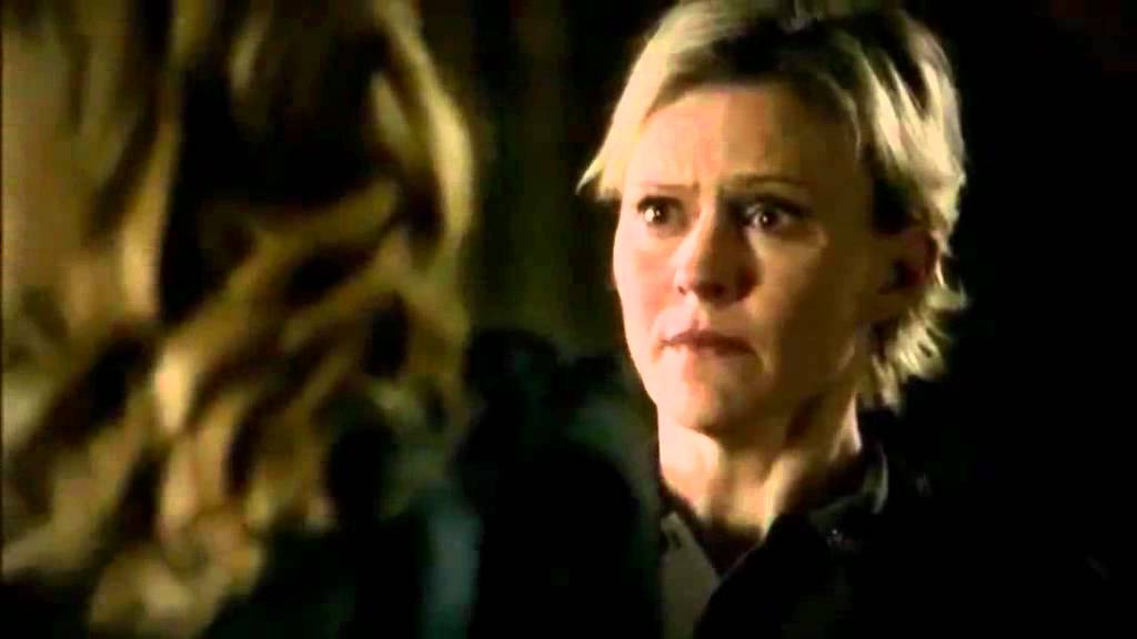 Vampire Diaries 2x22 Caroline And Her Mother I M Not Gonna Be Afraid Of You Anymore Youtube