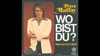 Peter Maffay - Wo bist du? - 1972