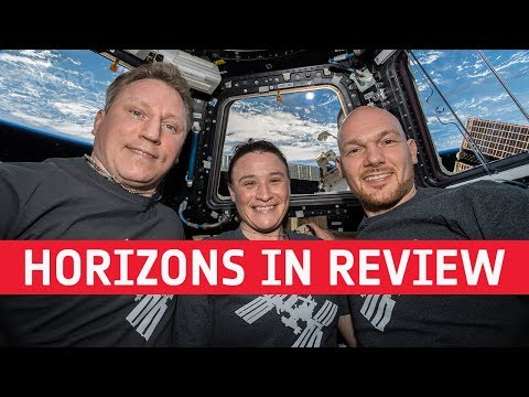 Horizons mission in review
