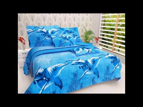 3D Bedsheets Single, Combo And Kids Deal On Snapdeal