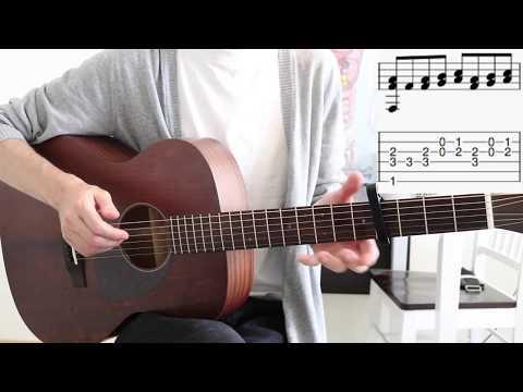 Golden Leaves (Passenger) – Guitar lesson