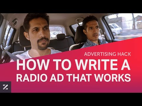 E006 | How to Write a Radio Ad that Works | Advertising Hack | Hosted by Mark & Jude Lazaro