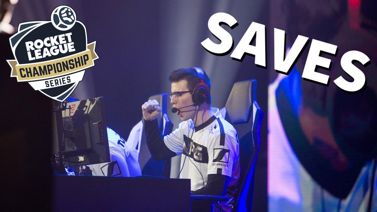Best Saves in Pro Rocket League