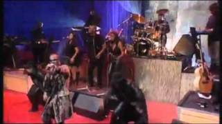 Mark Morrison performing Return of the mack on Jools Holland