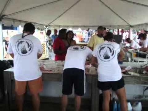 The Alabama Deep Sea Fishing Rodeo Rides Again