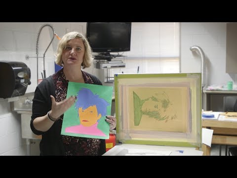 Andy Warhol Exhibit At McCune International Art Gallery | North Carolina Weekend | UNC-TV